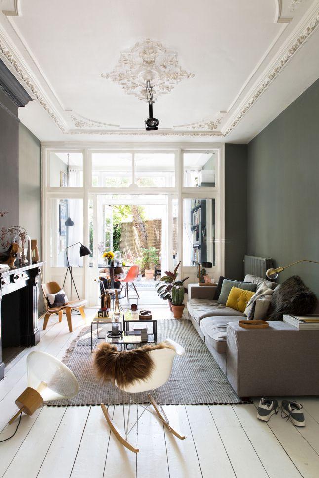 décoration appartement moderne et ancien